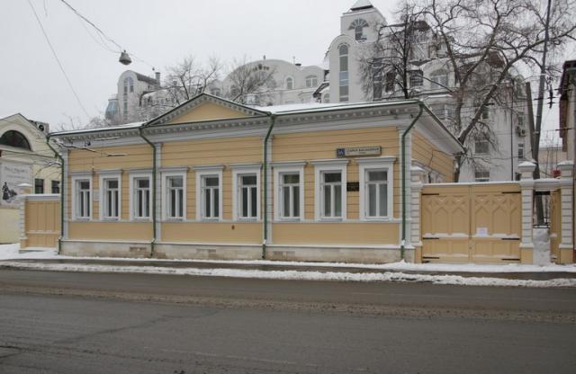 Дом-музей В.Л.Пушкина на Старой Басманной