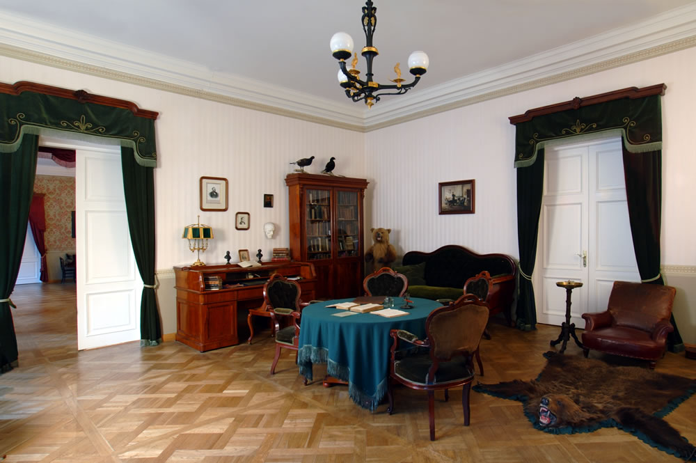 Мемориальный Музей-квартира Н. А. Некрасова