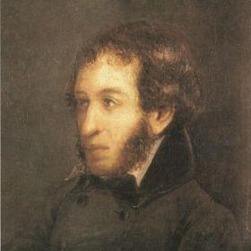 Портрет Пушкина, худ. И.Л. Линев, 1836-37г. Холст, масло. Это последнее прижизненное изображение Александра Пушкина.