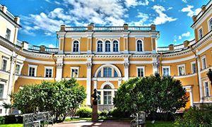 Всероссийский музей А. С. Пушкина. На сегодняшний день включает комплекс из 5 музеев.